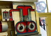 Model - čtyřdobý motor