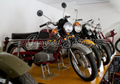 Motocykly ČZ Sport