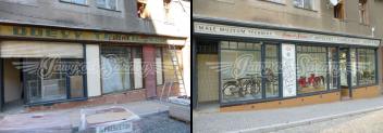 Renovace Malé muzeum techniky Jawy od Sázavy - Kácov